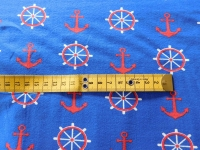 tricot maritime blauw 128
